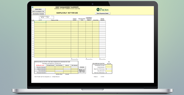 cash management summary A daily cash position report tracks your daily business cash inflows and outflows daily cash receipts and disbursements do not leave a paper trail and are difficult to trace, but you can establish.